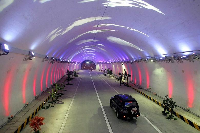dunyodagi tunellar